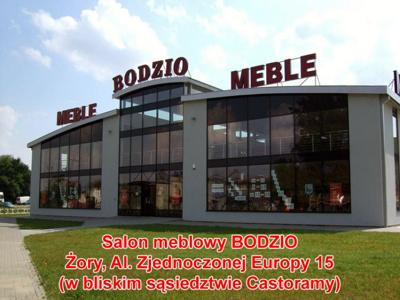 Salon Meblowy Meble Bodzio Zory Sklep Z Meblami Aleja Zjednoczonej Europy 15